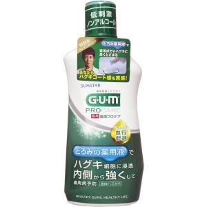 GUM ガム 薬用 歯周プロケア デンタルリンス 420mL diyvaluecare
