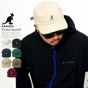 KANGOL (カンゴール) キャップ 帽子 メンズ レディース ウォッシュド ベースボール (10...