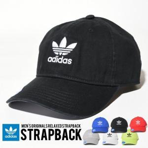 adidas アディダス 定番 キャップ メンズ 帽子 USモデル 2019秋冬 新作|dj-dreams