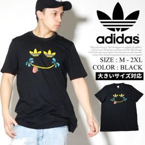 アディダス Tシャツ メンズ 半袖 おしゃれ ブランド ロゴ...