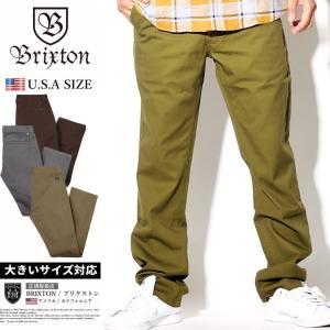 BRIXTON ブリクストン チノパン ストレッチ 04044 メンズ 2019秋 新作|dj-dreams
