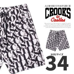 Crooks&Castles ボードショーツ 水着 メンズ おしゃれ I1450508 dj-dreams