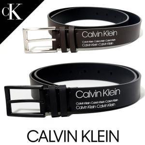都会的で洗練されたデザインで人気のニューヨーク発Calvin Kleinよりベルトが入荷。 ck カ...
