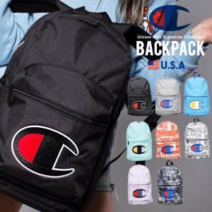 アメリカを代表するスポーツブランドChampionの日本未発売のUS規格モデルのバックパックが入荷で...