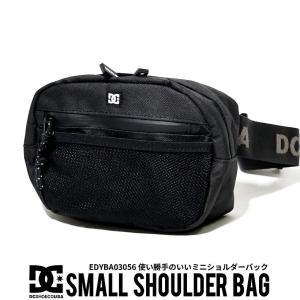 DC ミニショルダーバッグ メンズ ボディバッグ 鞄 DC SHOE EDYBA03056|dj-dreams