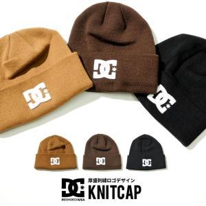 DC ニットキャップ メンズ ビーニ ニット帽子 DC SHOE 5430J917|dj-dreams