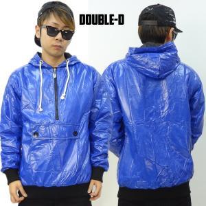 アノラック パーカー ジャケット Double-D ダブルディー B系 ファッション ストリート系 大きいサイズ