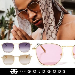 THE GOLD GODS  サングラス メンズ 18k イエローゴールド ATHENA|dj-dreams