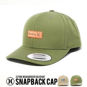 Hurley ハーレー キャップ メンズ ブランド おしゃれ 冬 コーデ 帽子 CI7100 ボックスロゴ|dj-dreams