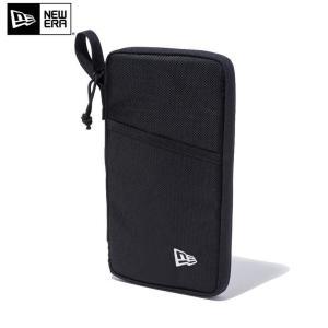 ニューエラ NEWERA パスポートケース 12325612 ブラック 黒 父の日 プレゼント
