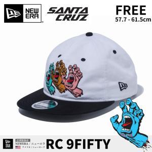 サンタクルーズ×ニューエラ キャップ メンズ 帽子 12110704|dj-dreams