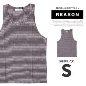 Reason Clothing リーズン タンクトップ RE25-37902|dj-dreams