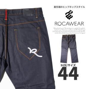 ロカウェア ROCAWEAR ジーンズ メンズ ロング デニムパンツ R1201J605 dj-dreams