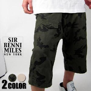SIR BENNI MILES サーベニマイルス ハーフパンツ カラー B系ファッション 大きいサイズ|dj-dreams