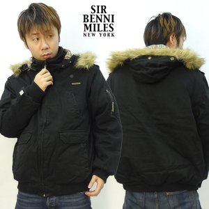 ジャケット メンズ SIR BENNI MILES サーベニーマイルス B系ファッション 大きいサイズ|dj-dreams