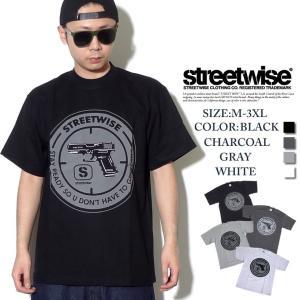 【商品特徴】  【ブランド名】STREET WISE ストリートワイズ 【アイテム名】Tシャツ/半袖...