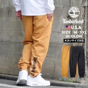 Timberland ティンバーランド スウェットパンツ メンズ ゆったり ワンポイント TB0A1Z2Q 2019冬 新作|dj-dreams