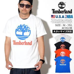Timberland ティンバーランド Tシャツ メンズ 半袖 ロゴ TB0A218A 日本未発売モデル|dj-dreams