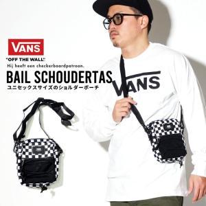VANS バンズ ショルダーポーチ 鞄 VN0A3I5SHU0 USモデル 2019冬 新作|dj-dreams