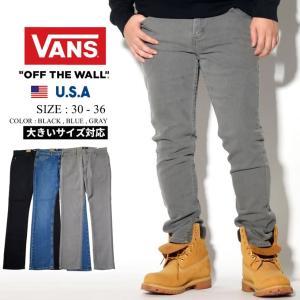 VANS バンズ スキニージーンズ メンズ V76 SKINY|dj-dreams
