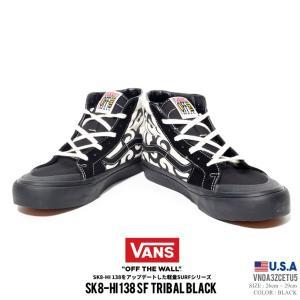 VANS バンズ スニーカー メンズ SK8-HI スケートハイ VN0A3ZCETU5 USモデル|dj-dreams