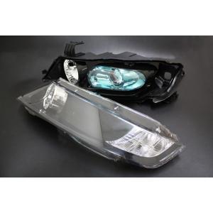 ◆オデッセイRB1・2 殻割済みヘッドライト ブラックアウト加工用 送料無料|dko|02