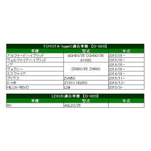 エアコンフィルター エムリット 【D-020】トヨタ-TypeC 純正交換用 1枚 C-HR 50系プリウス 30系アルファード ヴェルファイア 80系ノア VOXY エスクァイア|dko|06