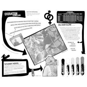 A3モノクロ片面印刷 2000枚|dkom