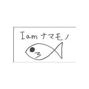 I am ナマモノシール  20種類×5シート(小数100枚)|dkom