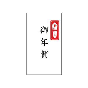 のしシール御年賀 20丁×5シート(小数100枚)|dkom