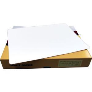 招待カード 2ツ折 マルチプリンター対応ホワイト2ツ折カード  100枚|dkom