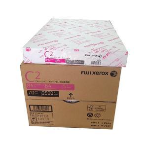 富士ゼロックス C2 複写機用紙 B4 2500枚(1箱)|dkom