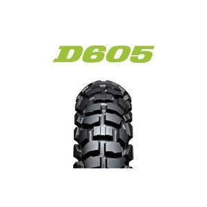 D605 120/80-18MC 62P T/L(*TL) dl-tyre