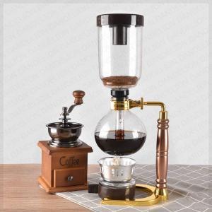 レトロでおしゃれな サイフォン式 コーヒーメーカーです。 家庭用はもちろん、店舗用にもぜひご検討くだ...