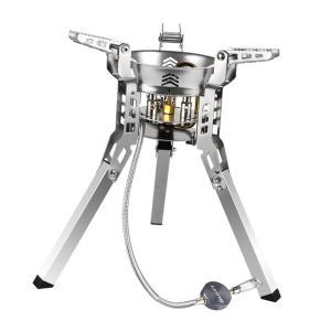 """""""強力火力6800WのOD缶逆さま設置(液出し)対応のガスバーナーです。 燃焼温度は約900℃です。..."""