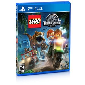 【PS4】LEGO Jurassic World レゴ ジュラシック・ワールド[北米版]