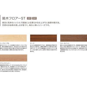 銘木フロアーST ブラックチェリー 3Pタイプ・2Pタイプ フロアー イクタ 送料無料|dmkenzaiichiba