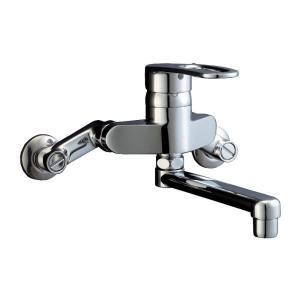 LIXIL INAX キッチン用 台付 シングルレバー混合水栓 エコハンドル RSF-563Y|dmkenzaiichiba
