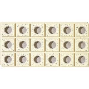 天井材 ダイロートン防音健康快適天井材 オトテン100A TB01018 1.65m2入り 送料無料|dmkenzaiichiba