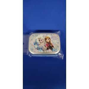 アルミ弁当箱 370ml 【アナと雪の女王 (19)】|dmzfree