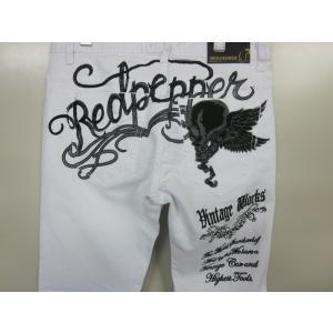 RED PEPPERレッドペッパーメンズセミストレートデニム#RJ2023|dmzfree