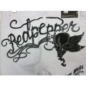 RED PEPPERレッドペッパーメンズセミストレートデニム#RJ2023 dmzfree 02