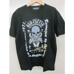 レッドペッパーメンズTシャツ41MT-04|dmzfree