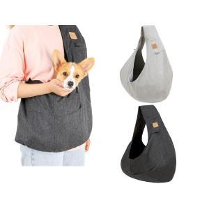 ペットスリング バッグ 犬 抱っこ紐 小型犬 中型犬  10kg 耐久性 ペットバッグ ペット スリ...
