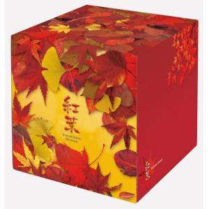 紅葉BOXティッシュ70W 【ロット割れ不可】50個単位でご注文願います |dnetmall