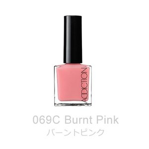 アディクション ADDICTION  ザ ネイルポリッシュ 069C Burnt Pink バーントピンク限定色【メール便可】|dnfal