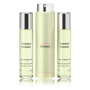 シャネル CHANEL チャンス オー フレッシュ ツィスト&スプレイ(オードゥ トワレット ケース...