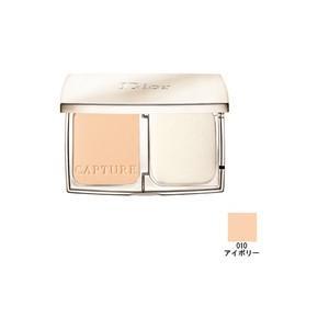 ディオール Dior カプチュール トータル トリプル コレクティング パウダー コンパクト 010 アイボリー【ケース付】|dnfal