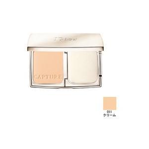 ディオール Dior カプチュール トータル トリプル コレクティング パウダー コンパクト 011 クリーム【ケース付】|dnfal