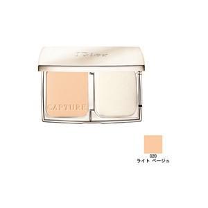ディオール Dior カプチュール トータル トリプル コレクティング パウダー コンパクト 020 ライト ベージュ【ケース付】|dnfal